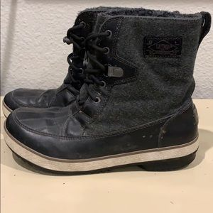 UGG snow boots used